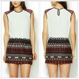 Vena Cava Dresses & Skirts - Vena Cava Quintana fitted mini skirt NWT