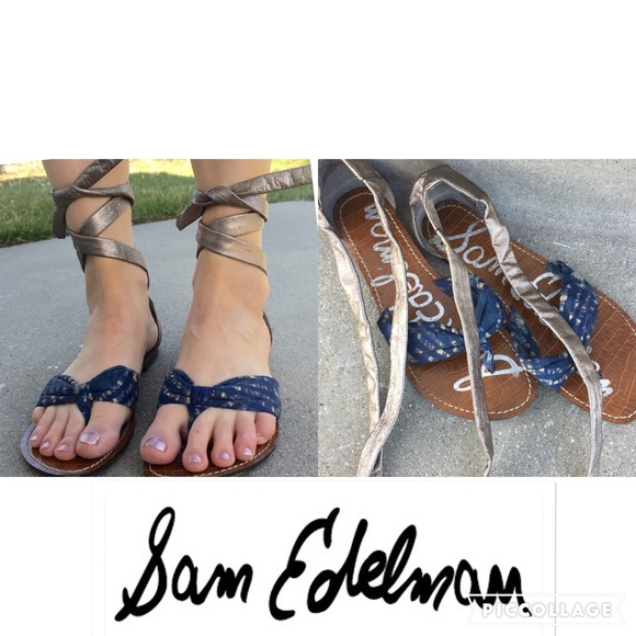 6f54f21430a Beautiful Sam Edelman Gracie Sandals. M 570418ff9c6fcfb0a40032b6