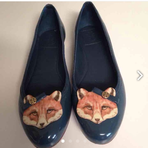 81776df7e36 Tory Burch Shoes - ❤️Tory Burch Fox Flats