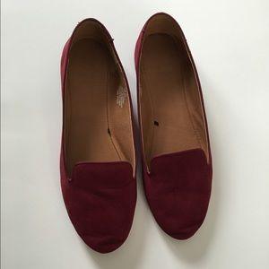 H&M Shoes - H&M Suede Flats