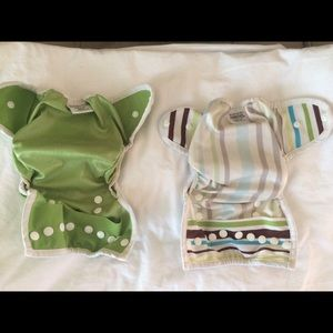 Other - Cloth diaper covers thirsties