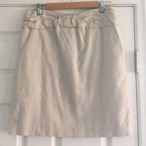 Willi Smith Dresses & Skirts - Linen look skirt