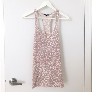 Urban outfitters leopard print tunic