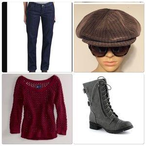 Armani Jeans Accessories - Armani Jeans cap