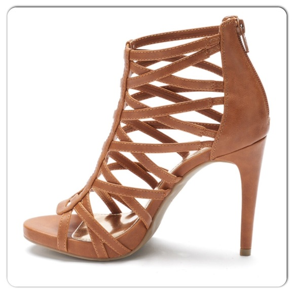 2aef5eb18a0 Jennifer Lopez High Heel Gladiator Sandal Size 8