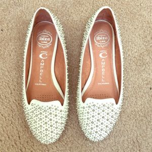Jeffrey Campbell Shoes - Jeffrey Campbell Flat size 6.5, 99% NEW