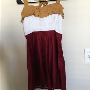 Cute game day dress!