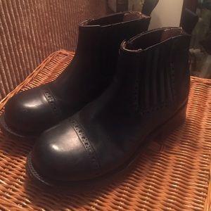 Frye Shoes - Frye black ankle boots Sz 8