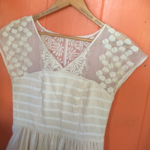 19f19ac47fc50 Anthropologie Dresses & Skirts - Moulinette Soeurs Poema Lace Dress  Anthropologie