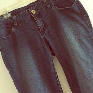 City Streets Denim - City streets - distressed blue jeans
