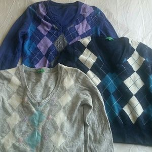 United Colors Of Benetton Sweaters - Sweater Bundle