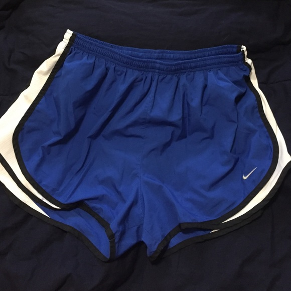 646f03df030f Royal blue and black nike tempo shorts. M 57044010291a354032003ee3
