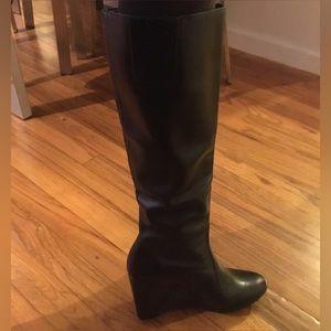 Lulu Bravo Shoes - Geniun leather , knees boots