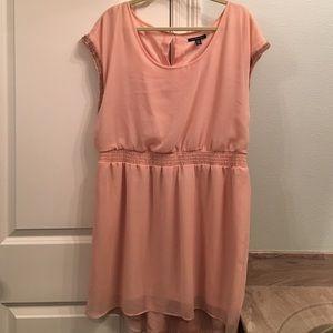 American eagle dress. XL. Peach/light pink
