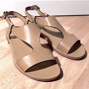 Pierre Dumas Shoes - Pierre Dumas Natural Sandals