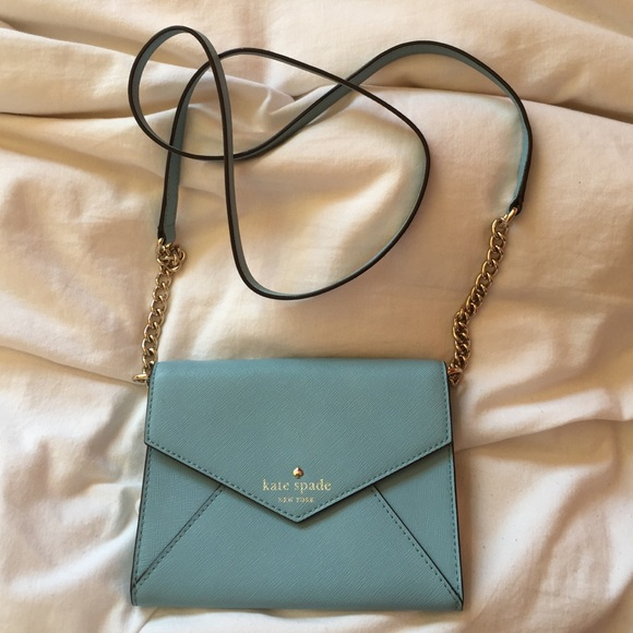 kate spade Handbags - Kate Spade wallet on chain