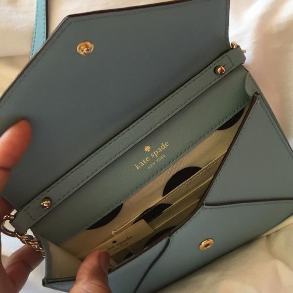 kate spade Bags - Kate Spade wallet on chain