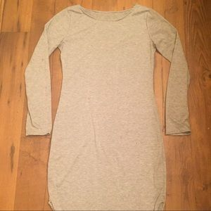 Dresses & Skirts - Long Sleeve T-Shirt Dress