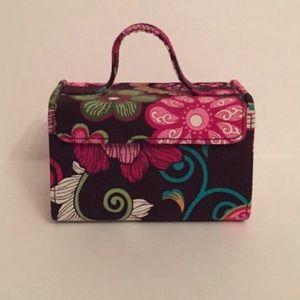 Vera Bradley travel box