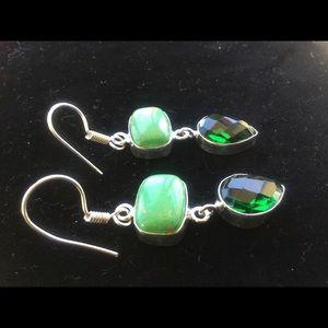 Jewelry - New copper turquoise/ Quartz