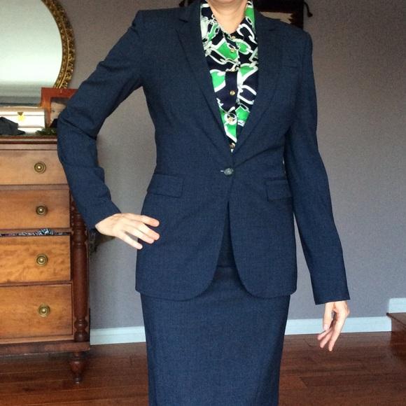 Banana Republic Jackets Coats Womens Suit Jacket Size 6tall