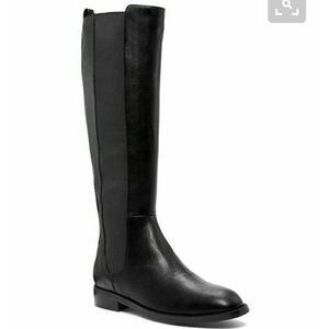 VICTORIA'S SECRET CONNECTION CHELSEA RIDING BOOTS