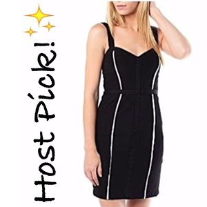 ✨NWT✨ Rebecca Minkoff Joy Black & White Dress