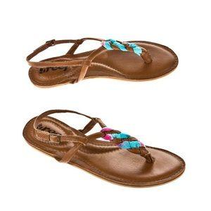 Reef Shoes - REEF • Mayan Sunlight Boho Sandals