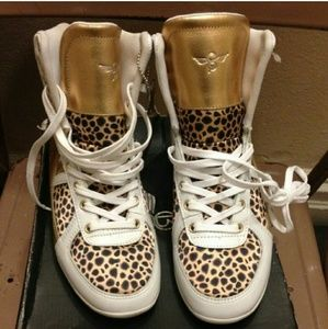 Creative Recreation Shoes - Creative Recreation Leopard Sneakers