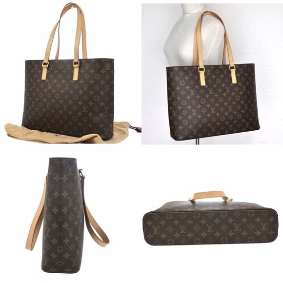 6121427adb92 Louis Vuitton Handbags - Louis Vuitton Luco Tote (Great Condition)!