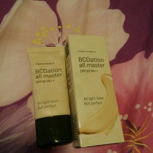 TonyMoly Other - BCDation All Master bb cream
