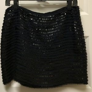 Zara sequined skirt
