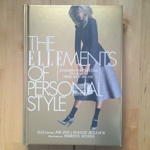 Other - The ELLEments of Personal Style (Hardcover)