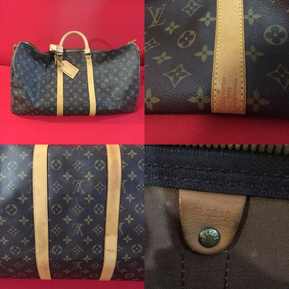 Louis Vuitton Handbags - Authentic LV bandouliere 55