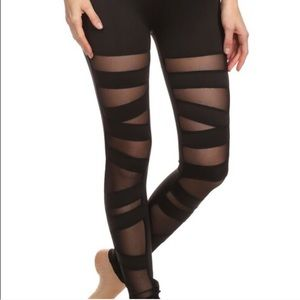 Electric Yoga Pants - SALE ELECTRIC YOGA BALLERINA TIGHTS