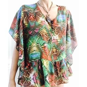Tops - 🌴🌴🌴Tropical Tunic / Oversized