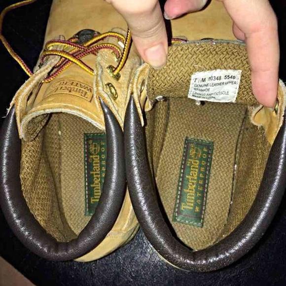 Chaussures Timberland Femmes 7.5 g92kpb40YP