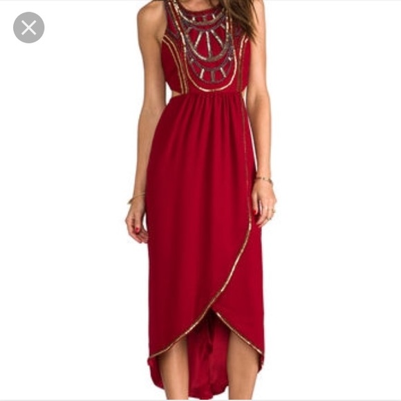 6 shore road maxi dress and blazer