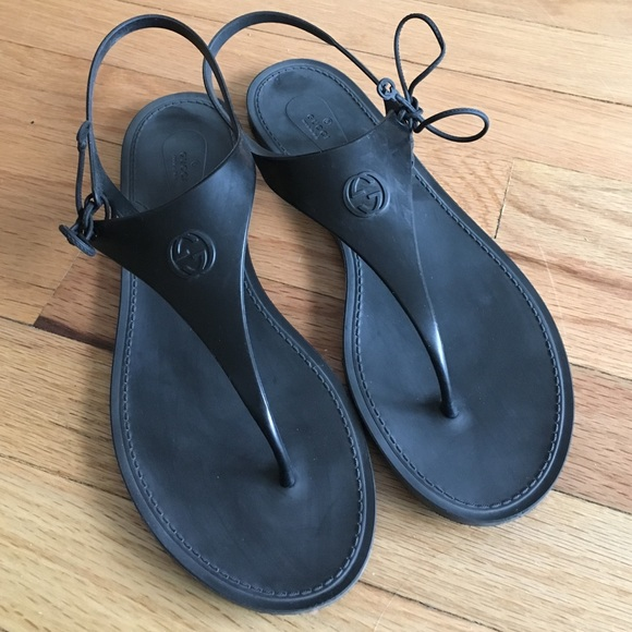1380b3b5510 Gucci Shoes - GUCCI Katina Rubber Sandal