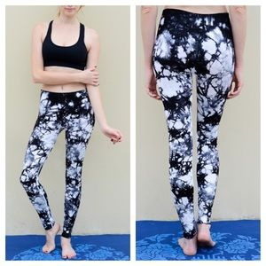 61 Off Austin Gal Pants Yoga Turnout Tie Leggings Black