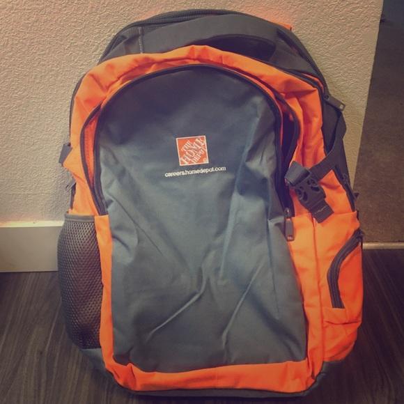 83ee084dd961d3 Bags | Home Depot Backpack | Poshmark