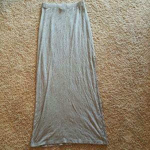 Forever 21 Dresses & Skirts - Forever 21 Maxi Skirt w/ Slit