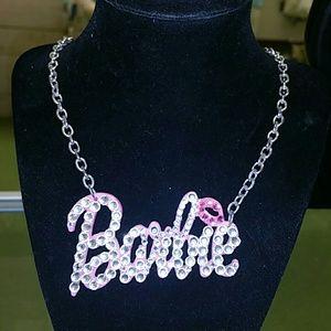 Jewelry - Swarovski crystal barbie necklace