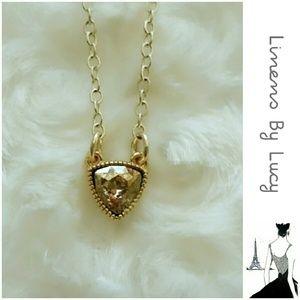 Jessica Elliot Jewelry - $10 OFF SALE!!! Swarovski Crystal Pendant Necklace