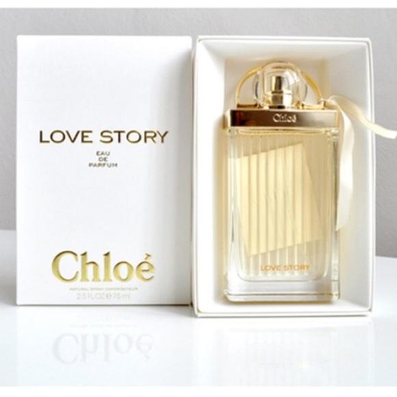 d7fbf33ba68a Chloé Love Story Eau de Parfum 2.5 fl oz