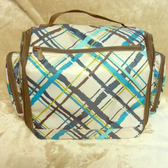 1afa1d1db4 Thirty one hanging travel cosmetic organizer. M 5705527a713fde7b4301290e.  Other Bags ...