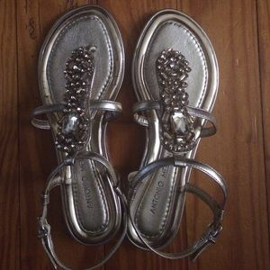 ANTONIO MELANI Shoes - ONE DAY SALE 💢NWOT Antonio Melani sandals