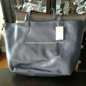 63780d467ae Bass Bags   New Tote Bag 2 For 1 Perforated   Poshmark