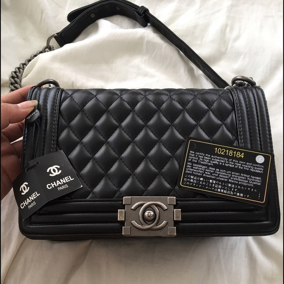 ... cheaper b00ae eee4f Chanel le boy bag Final Price Drop ... 186d73d138