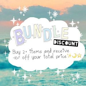 Other - @StardustBohemia Discount Bundle!
